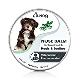 DUNOG Dog Nose Balm - Snout Soother for Dogs - Relieves and Repairs Your Dog's Dry Cracked and Crusty Nose with 100% Natural Ingredients - Safe and Effective - 60 ml