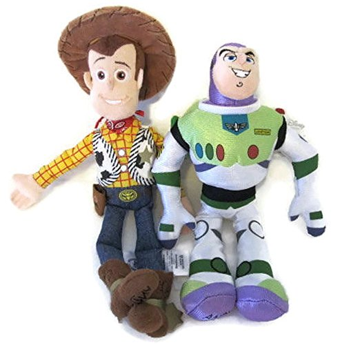 Toy Story Buzz Lightyear and Woody …