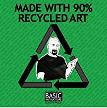 Made with 90% Recycled Art: v. 2: A Collection of Basic Instructions (Collection of Basic Instructions) (Paperback) - Common