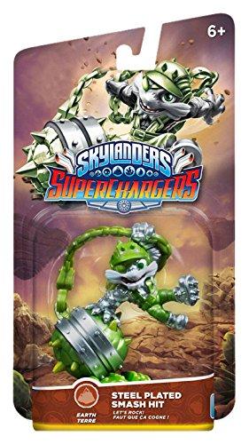 Activision Skylanders superchargers staal geplateerd Smash Hit speelgoed hybride console compatibel met meerdere platforms