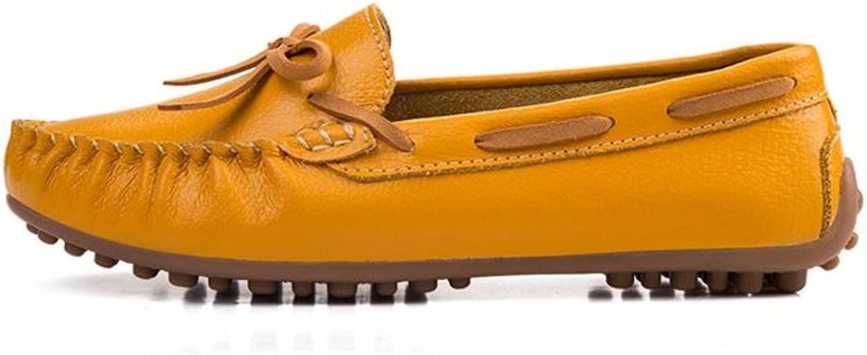 Gusha Lok Fu shoes Comfortable Casual shoes Women's Walking shoes Flat shoes