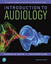 Introduction to Audiology, Enhanced Pearson eText -- Access
