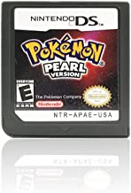 Sponsored Ad - Pokemon Game Card Compatible with Nintendo DS/NDS/NDSL/NDSi/3DS/2DS Version (Pearl Version)