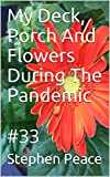 My Deck, Porch And Flowers During The Pandemic: #33