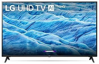 LG 43UM7300PUA Alexa Built-in 43  4K Ultra HD Smart LED TV  2019