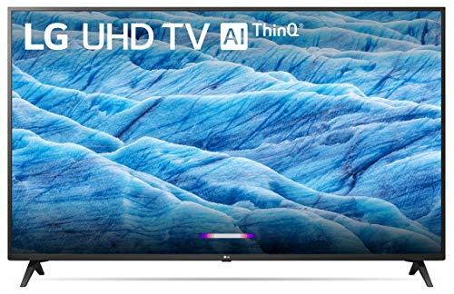 """LG 43UM7300PUA Alexa Built-in 43"""" 4K Ultra HD Smart LED TV"""