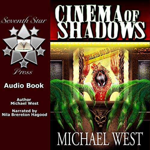 Cinema of Shadows audiobook cover art