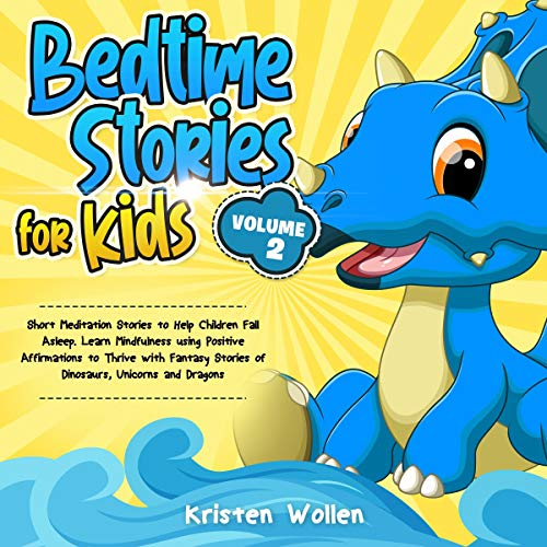 Bedtime Stories for Kids Titelbild