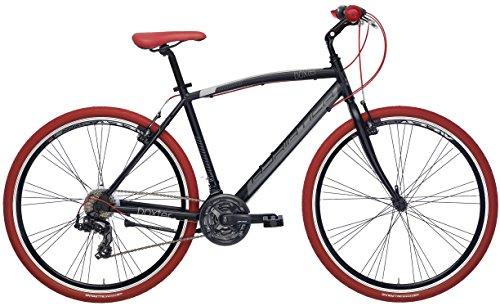 28 Zoll Herren Hybrid Mountainbike 18 Gang Adriatica Boxter RT, Rahmengröße:55cm