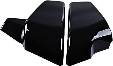 Glossy Black Battery Side Cover For Honda Shadow 1999-2008 VLX 600 99-07 VT 600 C CD Deluxe
