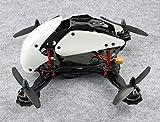 ONEHOBBY FlyCat 260 V2 FPV Racer Quadcopter Kit weiß MF01786+