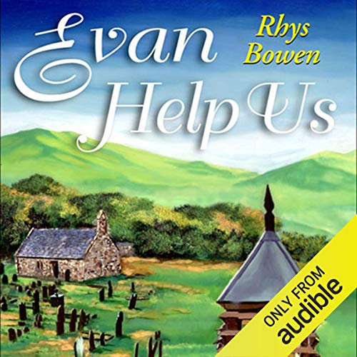 Evan Help Us Audiobook By Rhys Bowen cover art