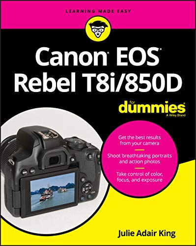 Canon EOS Rebel T8i/850D For Dummies