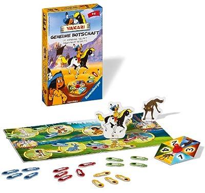 Ravensburger MITB Bague Plateau de Jeu Jeu Jeu de dés Sélection de jeu pour enfants Jeu Nouveau