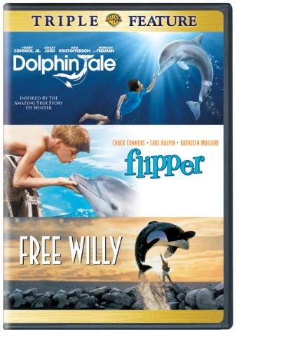 Dolphin Tale/Flipper/Free Willy (DVD) (Triple Feature)