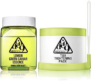 Best neogen code 9 lemon green caviar essence Reviews