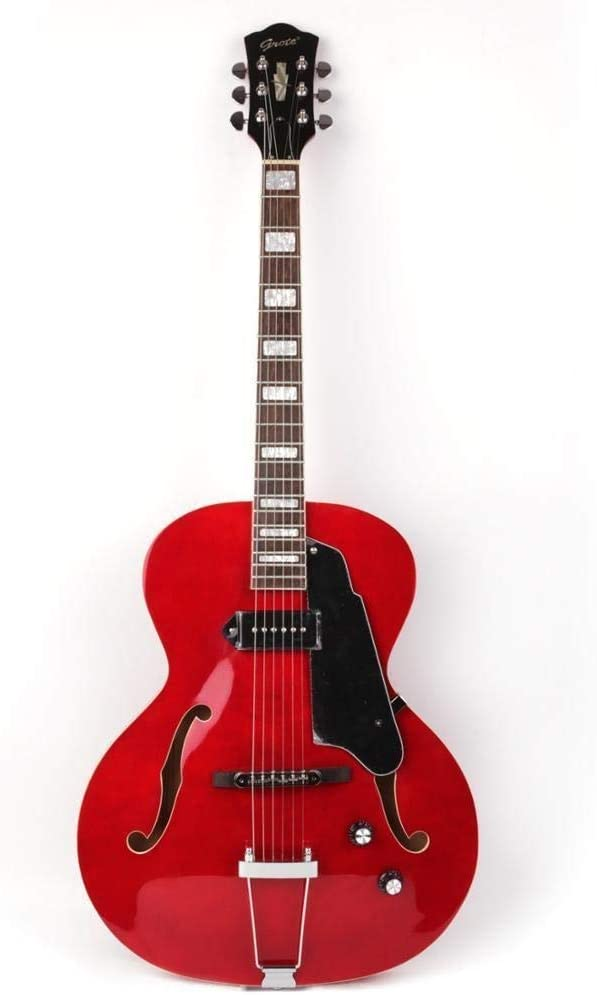 LYNLYN Cheap mail Max 49% OFF order sales Guitars Jazz Electric Steel String Guitar Acoustic