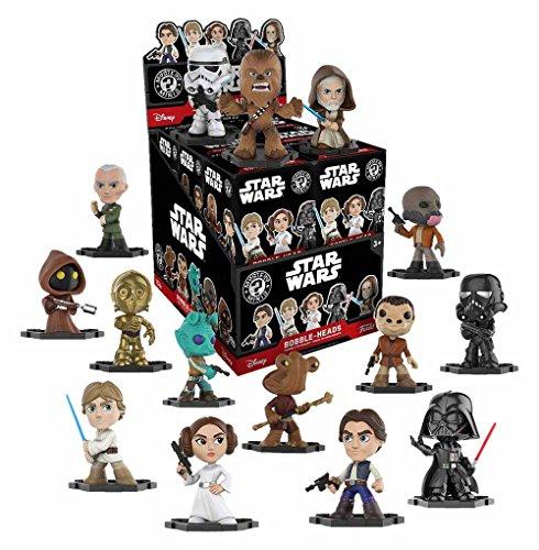FUNKO MYSTERY MINIS: Star Wars Classic (One Figure Per Purchase)