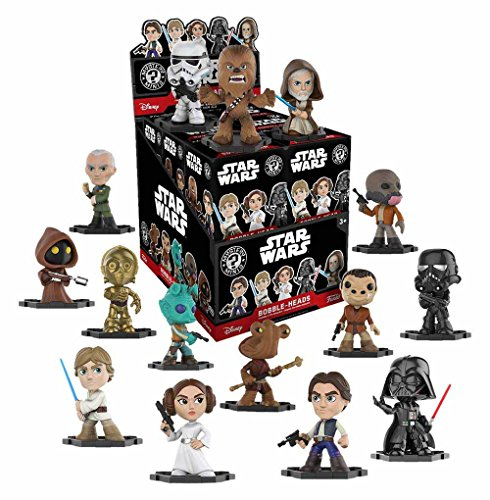 Funko Mystery Mini Star Wars One Mystery Figure Action Figure,3 inches