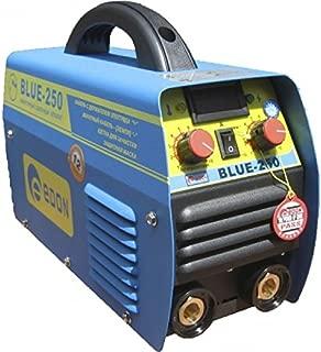 Welding inverter EDON MMA 250A BLUE welder IGBT ARC DC 220V welding machine