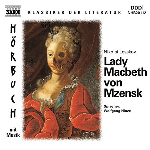 Lady Macbeth von Mzensk audiobook cover art