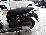 Funda Cubre Asiento Scooter o Moto Honda Passion 125cc (Ref SH)