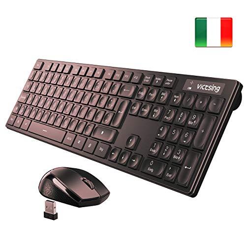 VicTsing Tastiera 10,91€ invece di 20,99€ ✂️ Codice sconto: MNNUKNPH