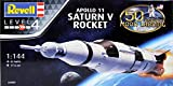 Revell 04909 - Apollo Saturn V Kit di Modello in Plastica,...