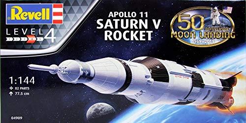 Revell Germany 04909 Apollo Saturn V Rocket