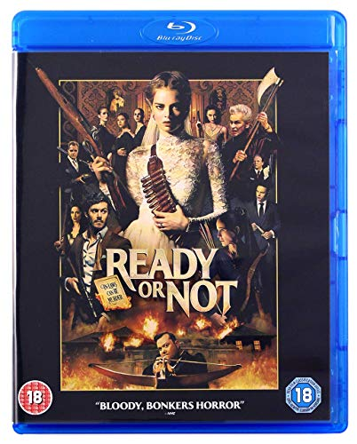 20th Century Fox - Ready Or Not Blu-Ray (1 BLU-RAY)