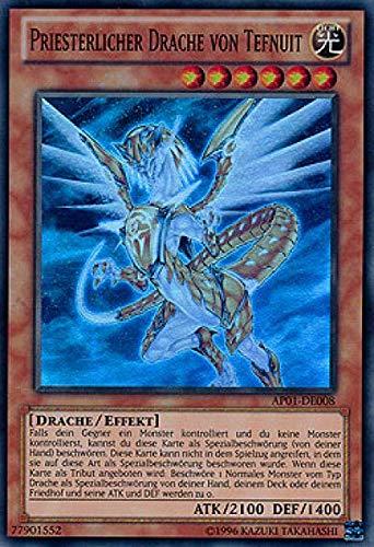Konami SDBE-DE010 Priesterlicher Drache von Tefnuit