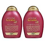 Best Anti Breakage Shampoos - OGX Anti-breakage Keratin Oil Shampoo & Conditioner Review