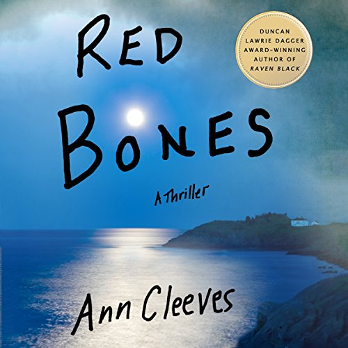 Red Bones audiobook cover art