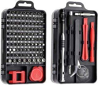 Precision Screwdriver Set,BePrincess 110 in 1 Magnetic Screwdriver Repair Tool Kit for iPhone Series/Mac/iPad/Xbox Series/...