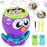 VATOS Bubble Machine for Kids Toddlers, Automatic Bubble Blower...