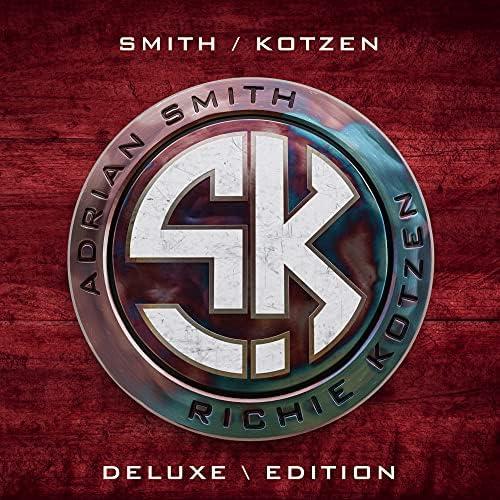 Smith/Kotzen, Adrian Smith & リッチー・コッツェン