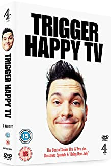 Trigger Happy TV - The Best Of Series One & Two Plus Christmas Specials & 'Being Dom Joly'