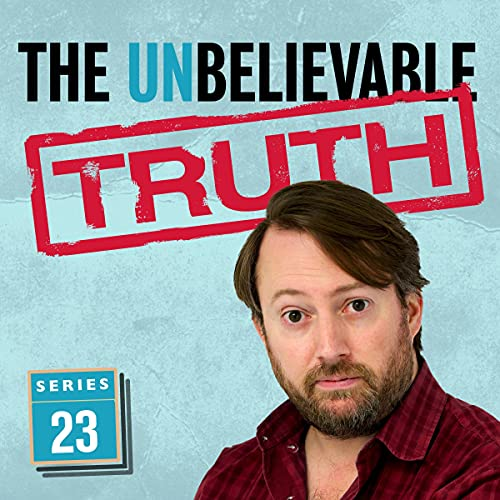 The Unbelievable Truth - Series 23 cover art