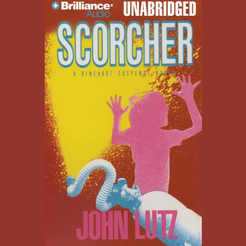 Scorcher audiobook cover art
