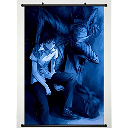 Ajin Anime HD Canvas Print Wall Poster Scroll Home Decor Cosplay