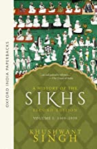 the history of sikhs khushwant singh