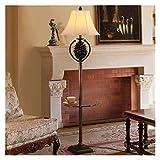 YLJYJ Durable Floor Lamp Floor Lamp Floor Lamp Modern Minimalist Living Room Bedroom Study Vertical Creative Pine Cone Bedside Lamp