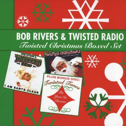 Bob Rivers & Twisted Radio - Twisted Christmas Boxed Set