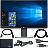 Dell P2419HC 23.8' 16:9 Ultrathin Bezel IPS Monitor + Display Port Cable + HDMI...