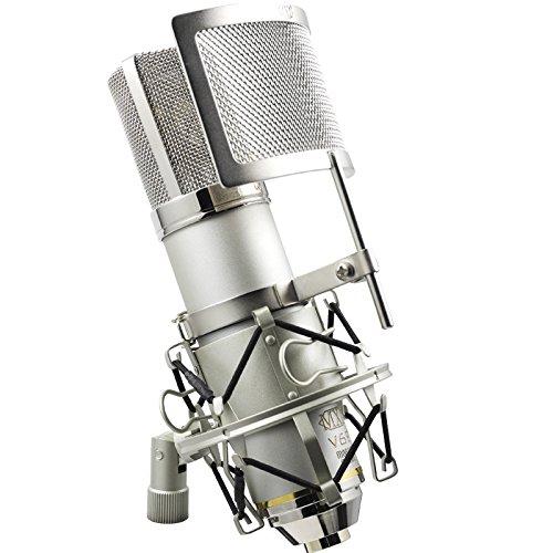 MXL V69M HE MOGAMI Heritage Edition Diaphragm Tube Condenser Microphone