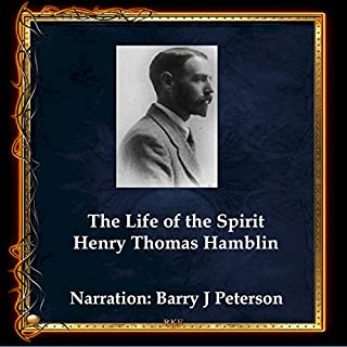 The Life of the Spirit: The Kingdom of the Spirit Is Eternal audiobook cover art