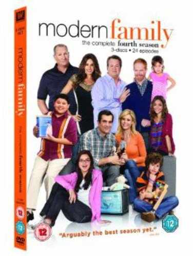 Modern Family - Season 4 [UK Import]