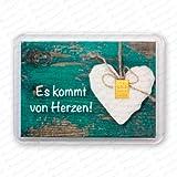 Goldbarren 1g 1 Gramm Motivbox Geschenk Platinbarren Silberbarren Weihnachten Gold Platin...