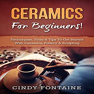 Ceramics for Beginners!: cover art