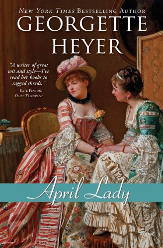 April Lady (Regency Romances Book 16)